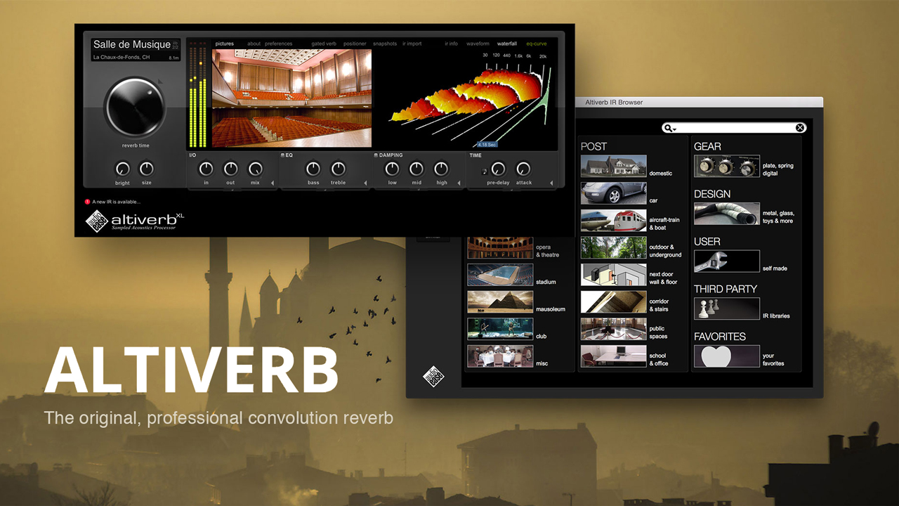 Altiverb 7 XL Crack