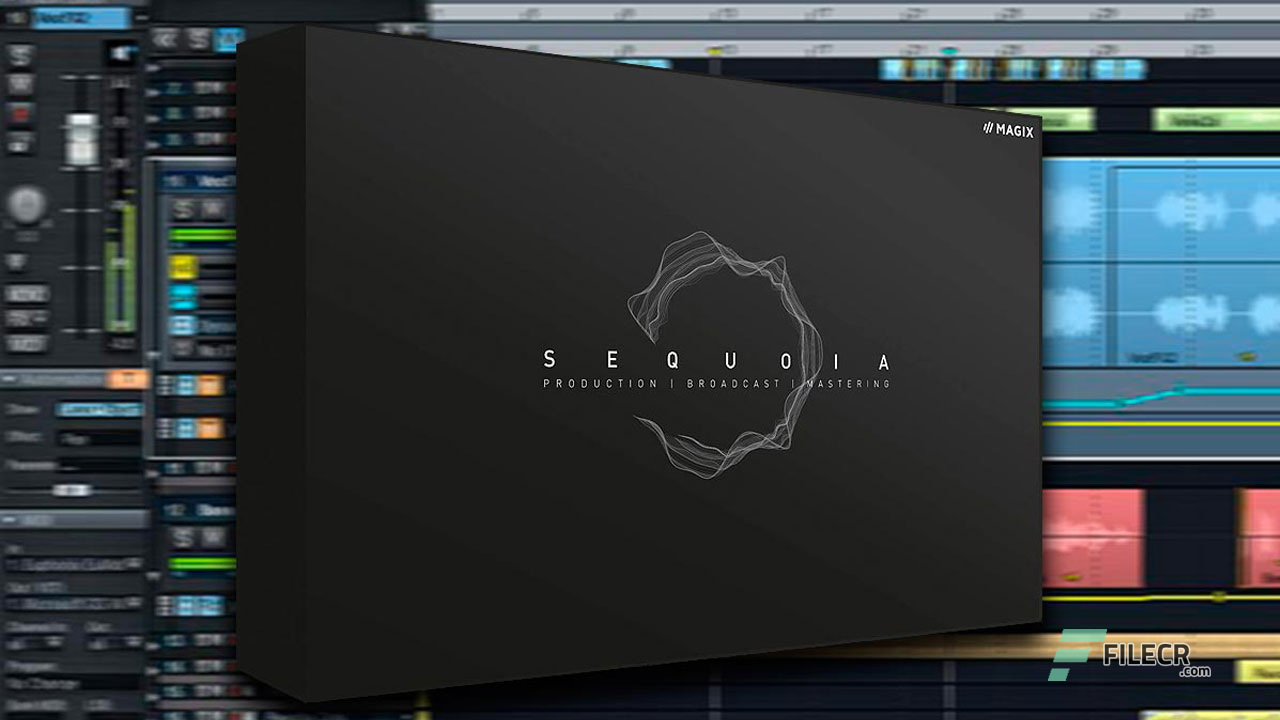 MAGIX Sequoia Crack